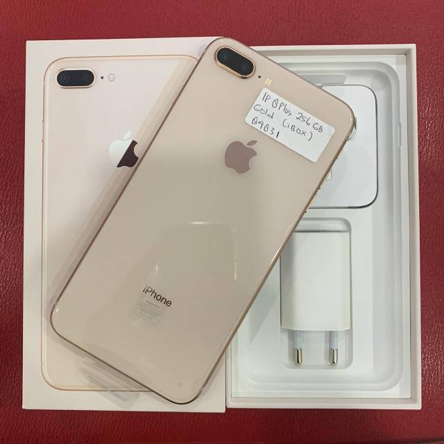 Ibox Iphone 8 Plus 256gb Gold Shopee Indonesia