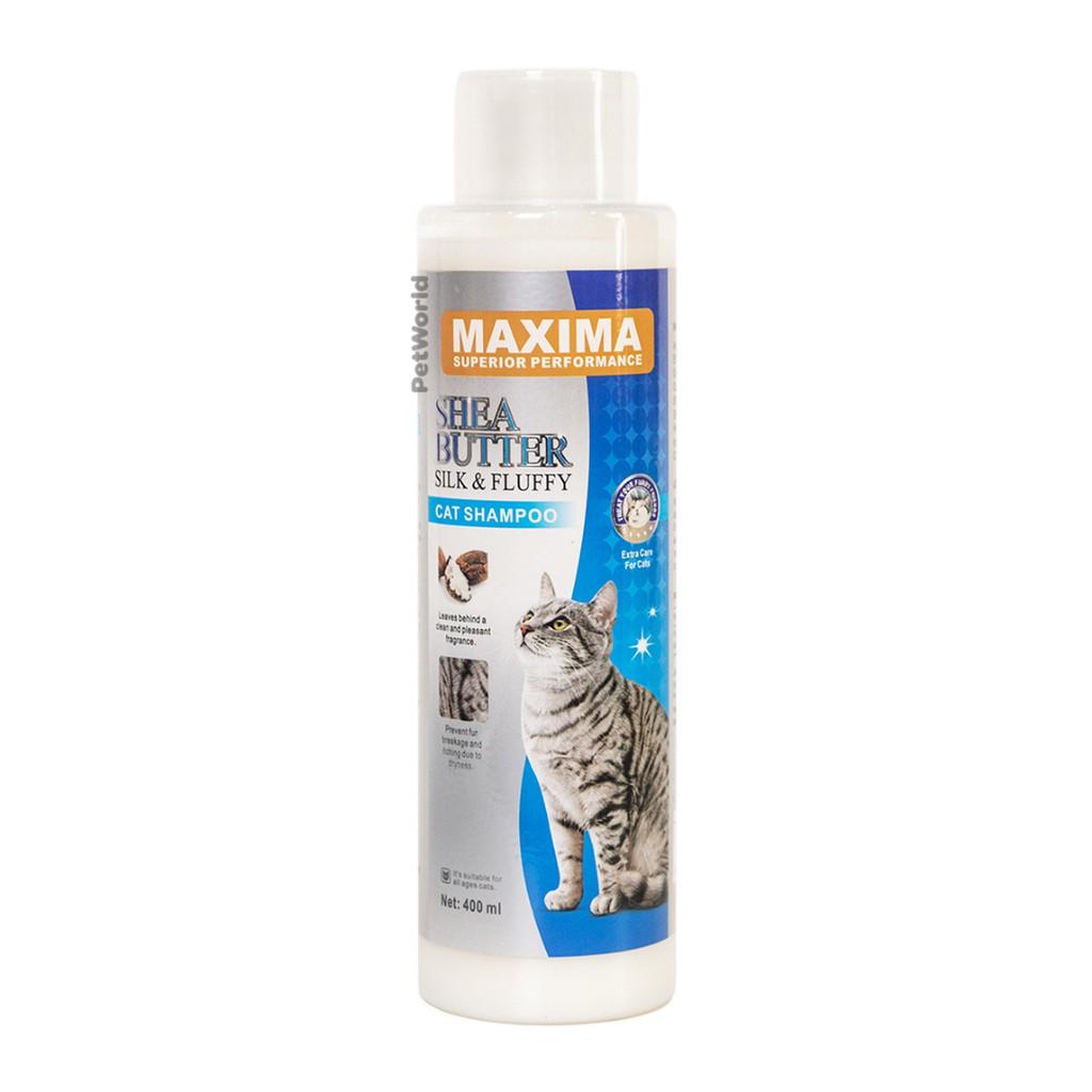Maxima Cat Dry Skin Shampoo - Pet Moisturizing Shampo Kucing Hewan-4