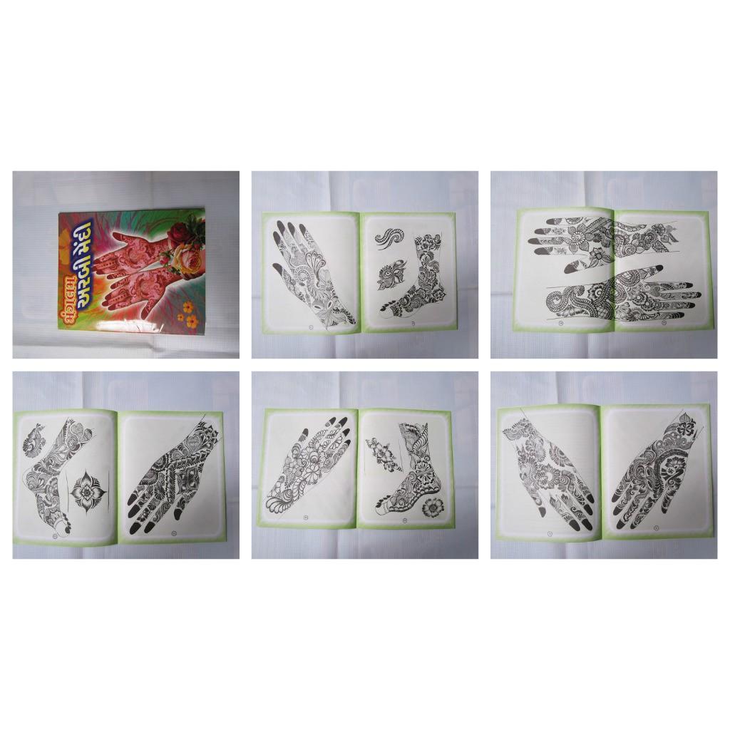 Buku Henna Besar Shopee Indonesia Usupso Note Book Domba Catatan Green