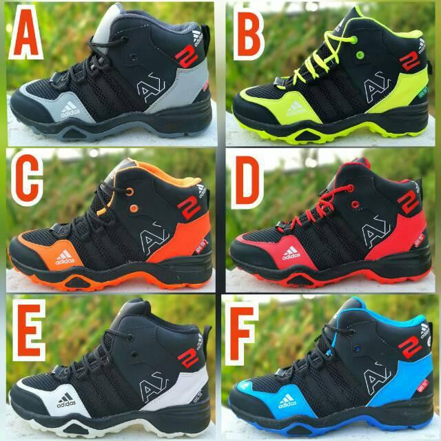 eff476ae8ab Adidas Ax2 BOOTS GORETEX VIETNAM premium sepatu olahraga lari free ongkir cuci  gudang outdoor promo