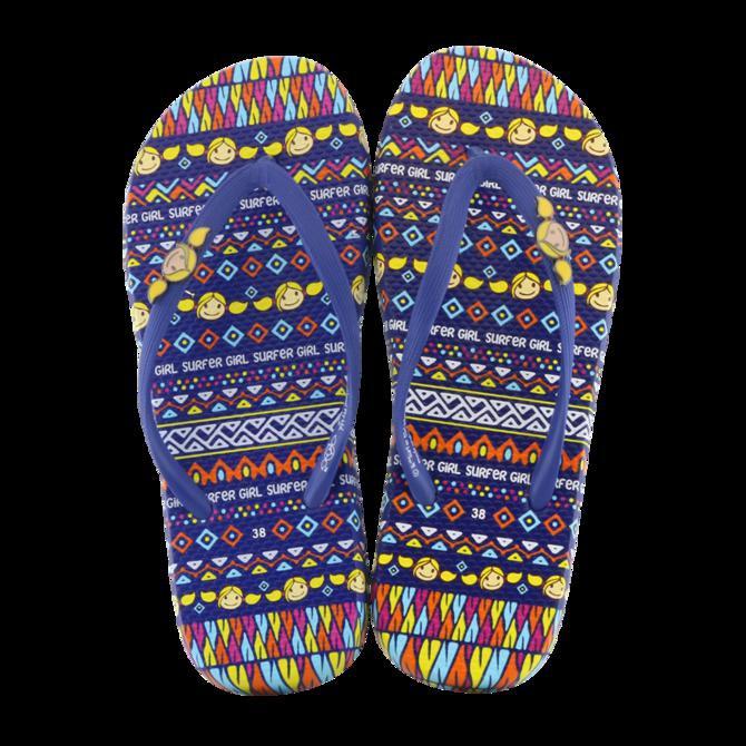 a414ab39be8e Terbagus Sandal Surfer Girl Flip Flop Limited Edition Sgl Sporty Merah R.  Blue - Merah