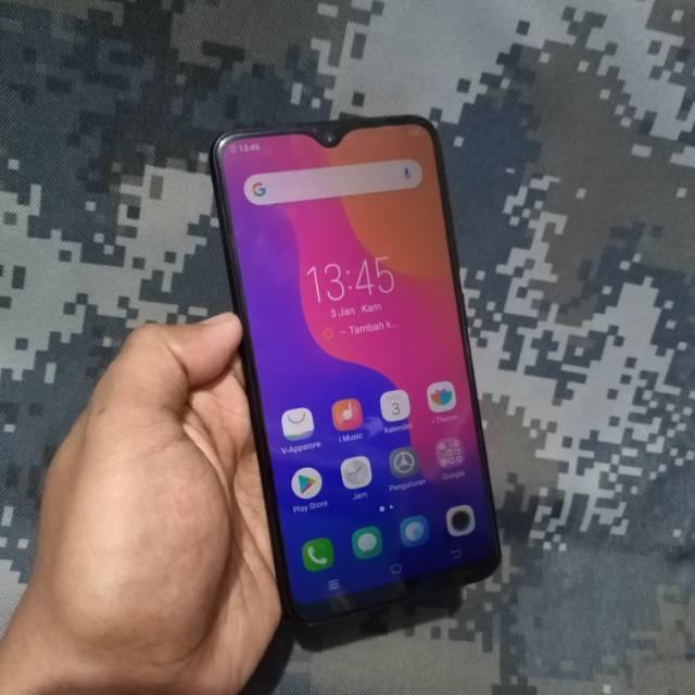 Handphone Hp Vivo Y91 2/16 Second Seken Bekas Murah