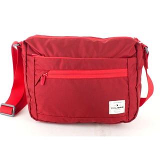 Kalibre Medea Merah Tas Selempang Wanita Cordura Waterproof Water Resistant Anti Air 920653-600