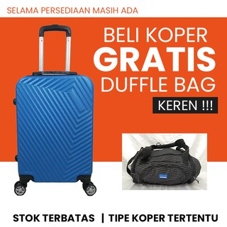 "Koper POLO MAPLE - B07 uk 20"" & 24"" Free Backpack"