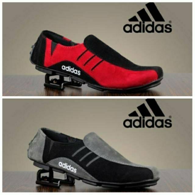 Promo Slip On Adidas Square Anyam Tetris BS158 BS159 BS160 BS161 BS164 Sepatu  Formal Casual f0a81b2381