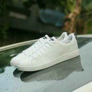 Adidas Neo Advantage Strip Navy Original Size 36 37 38 39 40 41 42 43 44 45