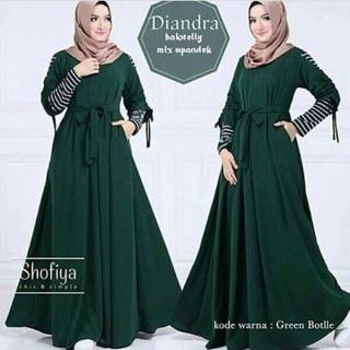 Baju Muslim Wanita Gamis Syari 3705