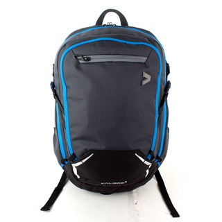 Kalibre Greyviro 910614-042 Tas Ransel Anti Air Water Resistant Backpack Daypack Abu Grey