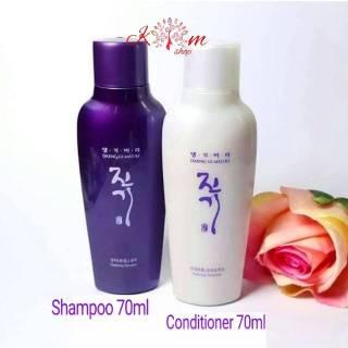 DAENG GI MEO RI Vitalizing Shampoo Treatment Conditioner 70ml
