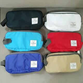 Kalibre Travel Organizer Pouch size L Water Resistant Tas Travel Toileteries Bag 931069-999